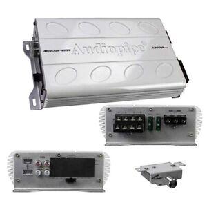 Audiopipe Marine Apmar-4095 4Ch Mini Amplifier 1300W Max