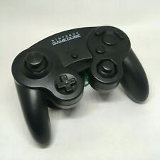 Nintendo Gamecube Controller Official DOL-003 Custom Buttons OEM Black 032401