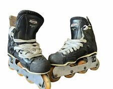 Mission Proto V Roller Blades Hockey Skates Adult Size 7 Pre-owned Condition