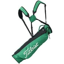 Titleist Carry Sunday Bag, Heather Green, Excellent Condition