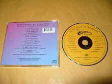 Canciones De Siempre Los Camperos De Nati Cano 12 Track cd 1992 Ex Condition