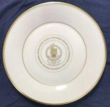 1979 Olympic Gold Medal Winners Gala Celebration Lenox 24kt Plate Resorts AC NJ
