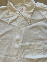 1950's Sanforized Short Sleeve Button Up