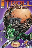 Troll Comic Issue 1 Halloween Special Modern Age First Print 1994 Rob Liefeld