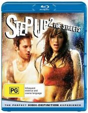Step Up 2 - The Streets (Blu-ray, 2008) BRAND NEW DVD R-B