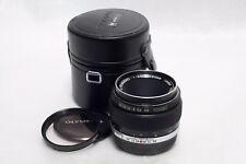 Olympus Zuiko Auto-Macro 50mm f3.5 Lens *Excellent*