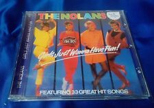 The Nolans – Girls Just Wanna Have Fun! AudioCD