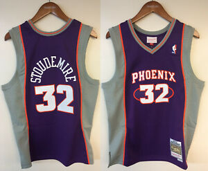 Amar'e Stoudemire Phoenix Suns Mitchell & Ness Rookie 2002-2003 Authentic Jersey