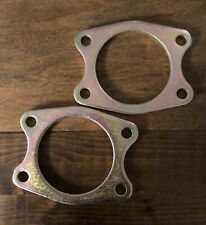 """FORD 9"""" INCH NEW STYLE BIG BEARING TORINO ENDS AXLE RETAINER PLATES 3/8 BOLTS"""