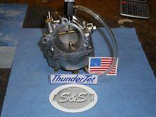 Harley Davidson S&S Carburetor THUNDERJET Installation Service