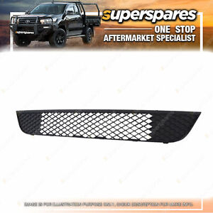 Superspares Front Bar Insert for Ford Fiesta WQ 01/2006 - 12/2008