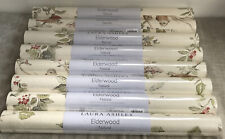 Laura Ashley Elderwood Natural Wallpaper  Batch No:- W103979-A/1  Price Per Roll