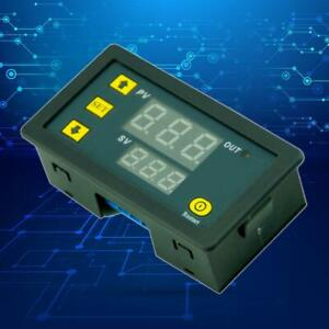DC12V 20A Digital Display Time Delay Relay Timing Timer Cycling Module S007 USA