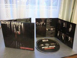 Secret Affair - Soho Dreams  (2012 I SPY ISSUE CD - DIGIPAK)...£9.99...FREEPOST