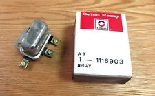 1955 1956 CHEVY OVERDRIVE TRANSMISSION RELAY NOS # 1116903 NEW IN BOX