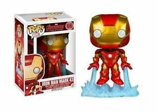 THE AVENGERS: AGE OF ULTRON/ FUNKO POP IRON MAN MARK 43 10 CM-FIGURE #66 IN BOX
