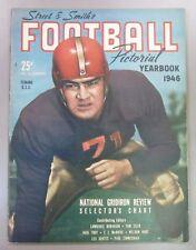 1946 Street & Smith's Football Annual Year Book John Ferraro