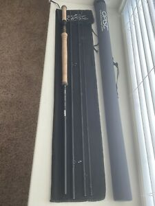 """OPST Pure Skagit Two Handed Rod- 12'3"""" - 9wt - 4pc - Excellent Condition"""