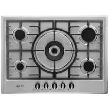 Neff T25S56N0GB Built-in Gas Hob - Stainless Steel
