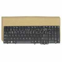 Replacement For HP ProBook 6540b 6545b 6550b 6555b Laptop US Keyboard Black