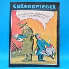 Eulenspiegel 10/1986 | DDR-Wochenzeitung für Satire und Humor | Geburtstag C