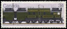 "CANADA 1118 - Historic Locomotives ""CN Class C-1-a 2-Do-1"" (pf44150)"