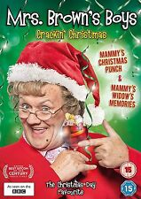 Mrs Brown's Boys: Crackin' Christmas Specials DVD New Cracking