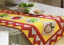 Apple Of My Eye Quilt Pattern Pieced/Applique CT