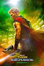 Thor Ragnarok - original DS movie poster - D/S 27x40 Advance MINT