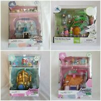 Disney Store Animators Micro Playset Frozen, Aurora, Ariel's Palace,Tinker Bell