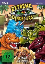 Extreme Dinosaurs Vol. 2 * DVD 13 Folgen Zeichentrickserie Pidax Neu Ovp