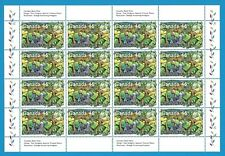 Canada Stamps1999 46 Cent Scott* 1785  Sheet Of 16 International  Older Persons
