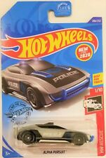 Hot Wheels - 2020 HW Rescue 1/10 Alpha Pursuit 206/250 (BBGHB75)