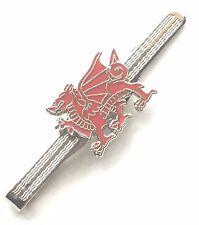 Pays De Galles Dragon Gallois émaillé Avec écussons Pince À Cravate (N161)