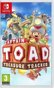 Captain Toad Treasure Tracker Nintendo Switch New Sealed