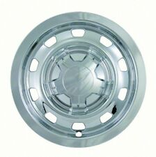 "Fits Chevy Colorado 2009-2012 CCI CHROME 16"" Wheel Skins Hubcaps Wheel Covers"