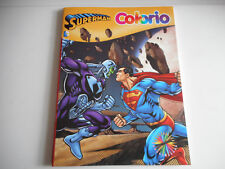 LIVRE DE COLORIAGE - SUPERMAN - COLORIO