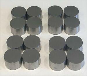 Ultra Lightweight Steel Cam Followers (Set of 16)