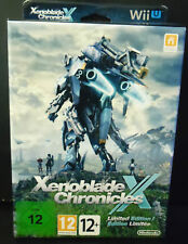 XENOBLADE CHRONICLES X LIMITED EDITION  NUOVO SIGILLATO NINTENDO WIIU