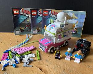 The LEGO Movie Set 70804 - Ice-Cream Machine 2 in 1 - Truck - 3 Minifigures