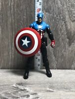 Marvel Universe Captain America Bucky Action Figure Hasbro 2011 4""