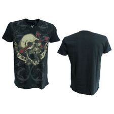 MIAMI INK T-Shirt Old Skull - Taglia S - OFFICIAL MERCHANDISE