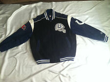COLLECTIBLE NFL INDIANAPOLIS LEATHER/SUEDE JACKET XXL VERY NICE