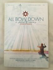 All Bow Down, A Praise & Worship Christmas, Choral Book, Satb, With Cd