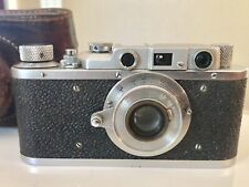 FED NKVD USSR #180124 Russian Camera