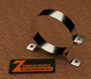 Haltekonsole / Schelle für Resorohr / Schalldämpfer - verschiedene Durchmesser