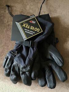 Arc'teryx Rush SV Gloves / Mens Medium / Black / NWT