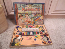 Vintage Antique New Series Tom Sawyer Painting Set Circa 1930s 1940s