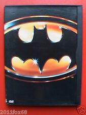 bat man batman tim burton michael keaton kim basinger  DVD Snapper 1998 Raro # #