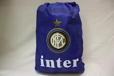 Inter Milan Internazionale F.C Serie A Inter Football / Soccer Gym Boot Bag NEW
